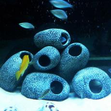 Decorative, aquariumaccessorie, Stone, Tank