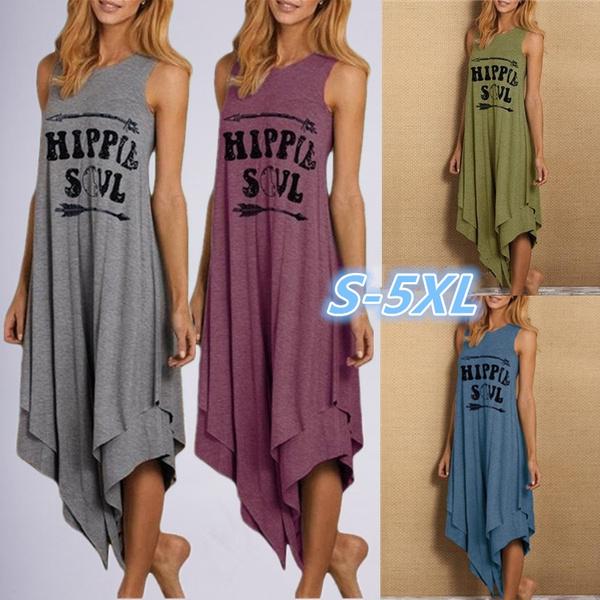 Summer, plus size hippie dresses, Plus Size, hippie