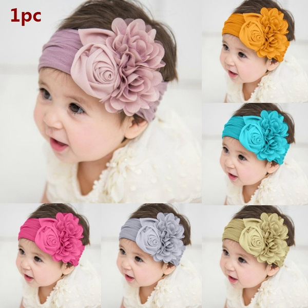 cute, headbandaccessorie, Flowers, Simple