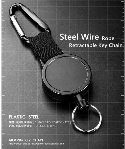 Steel, Key Chain, blackkey, Chain