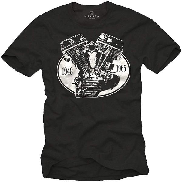 Men's Fashion, Men, biker, T Shirts