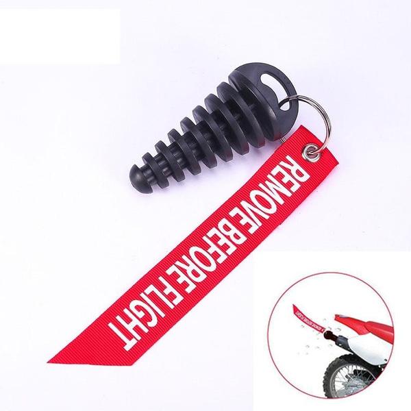 Key Chain, Keys, motorcyclewashplug, rubbermuffler