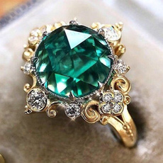 DIAMOND, wedding ring, gold, Classics
