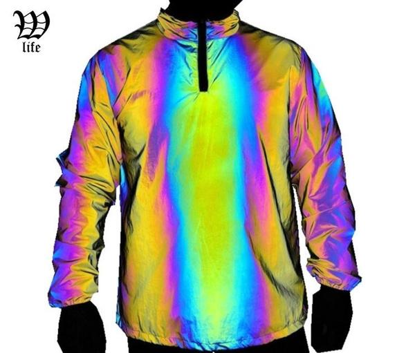 nocturnallight, Holographic, Necks, Coat