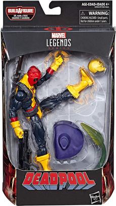 Series, Deadpool, inch, Marvel Comics