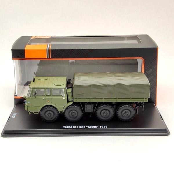 tatra813, Die-Cast Vehicles, 8x8kolos1968, limitededitioncar
