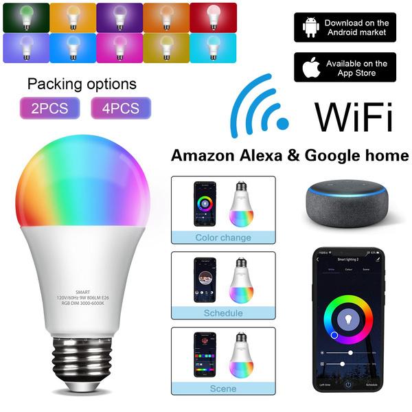 party, Smartphones, smartwifibulb, wakeuplight