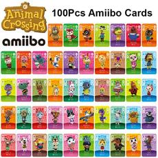 Card, Box, diy, amiibocard