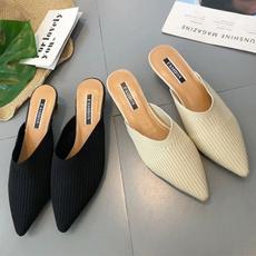 Shoes, Summer, Outdoor, sliponslipper