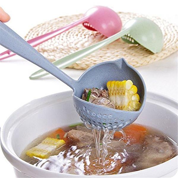 Kitchen & Dining, soupspoon, strainerspoon, skimmertool