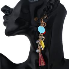 bohemia, Tassels, Jewelry, 矿bergcrystal