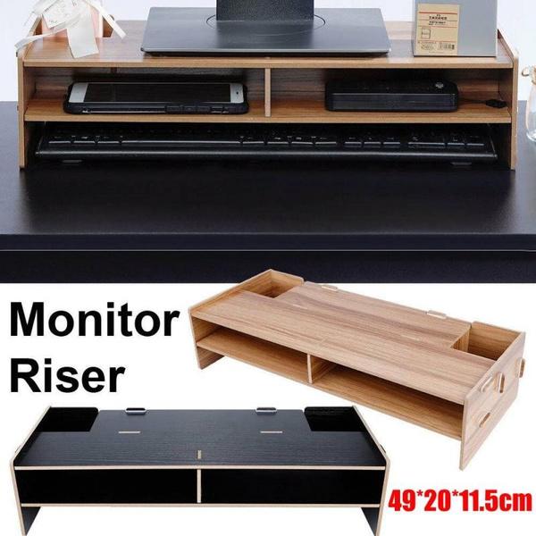 laptopriser, computerscreenriser, monitorstand, monitormountsstand