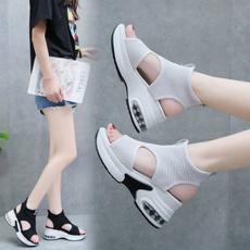 platformwedge, Sandals, Women Sandals, summerwomenshoe