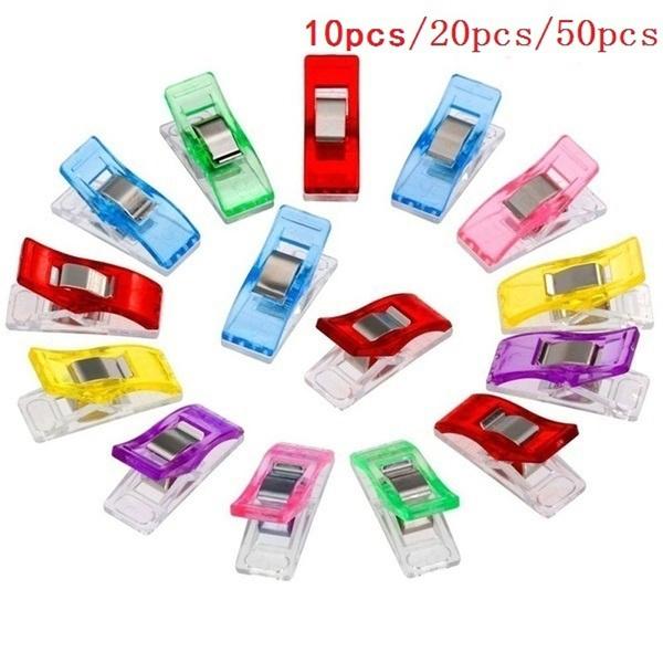 clamp, clipsenplastique, Clip, Colorful