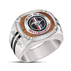 Sterling, ringsformen, horse, Fashion