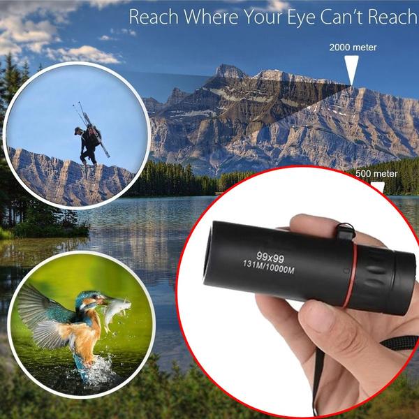 Telescope, Hiking, Survival, Tool