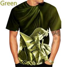 Plus Size, polyestertshirt, saintseiyatshirt, Personalized T-shirt