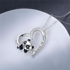 Sterling, Heart, DIAMOND, Love