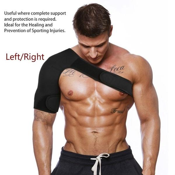 Shoulder, Adjustable, pain, Support