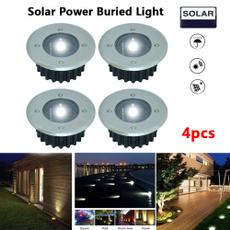 led, Garden, deckinglight, whitelamp