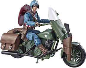 Series, captain, Motorcycle, America