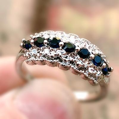 Wedding, crystal ring, wedding ring, Gifts