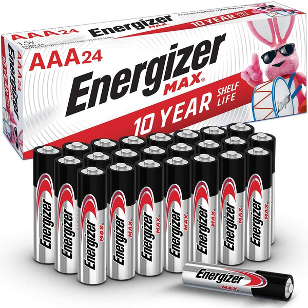 24, count, aaa, energizer