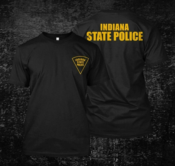 state, Police, Shirt, indiana