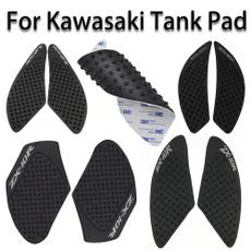 kawasakininjazx10rfueltanknonslipsticker, Tank, Kawasaki, kawasakininjazx10rmotorcycletankpadsticker
