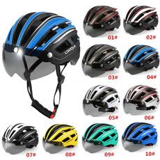 Helmet, lights, safetyhelmet, sportshelmet