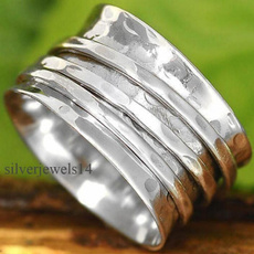 Sterling, Antique, antiquering, Jewelry