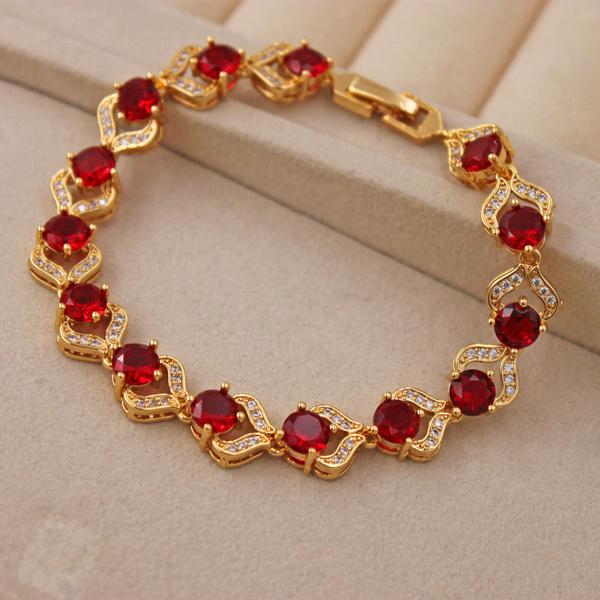 gold, gemstonebraceletforwomen, rubyjewelry, cuff bracelet
