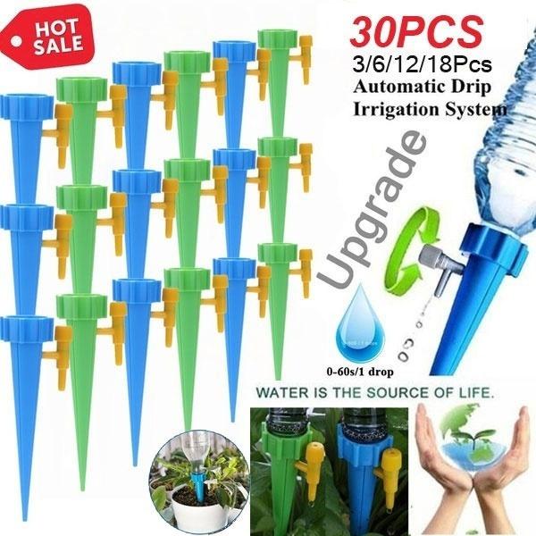 autodripirrigation, autoirrigation, selfwatering, Gardening Supplies