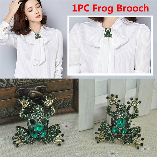 frogbrooc, brooches, Jewelry, Pins