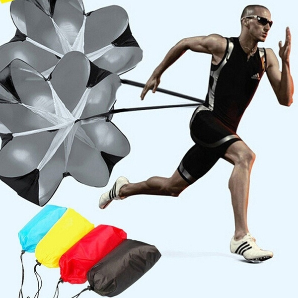 speedtraining, Adjustable, Umbrella, dragparachute