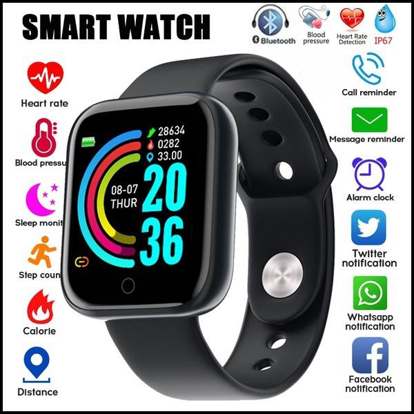 Heart, smartwatche, Fashion, Apple