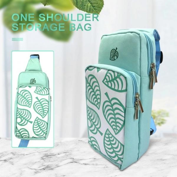 Shoulder Bags, Video Games, animalcrossingtravelbag, Storage