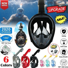 divingmask, Outdoor, Silicone, divingequipment