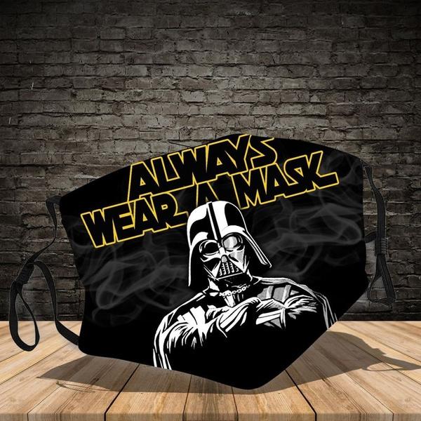 Star, Masks, namenamelotusapparel, Darth Vader
