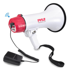 megaphonesbullhorn, Bluetooth