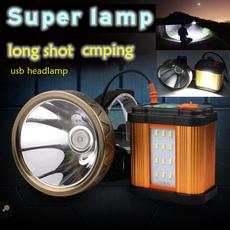 headlampled, Hunting, camping, Head Light