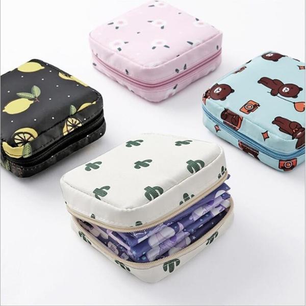 Box, Storage Box, Fashion, sanitarytowelbag