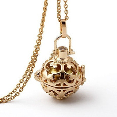 bola, Ball, Jewelry, gold