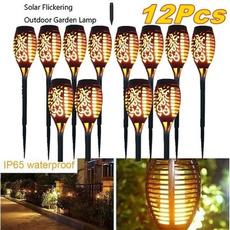 solarpower60ledtreebranchleaflight, Garden, Waterproof, lights