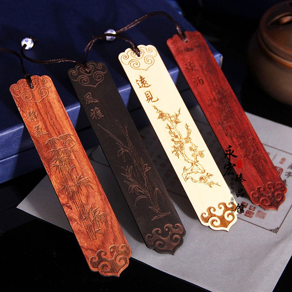 Chinese, Gifts, Bookmarks, fourseason