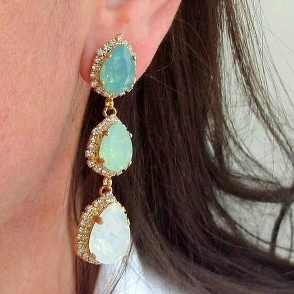Hoop Earring, Dangle Earring, Jewelry, earringjewelry