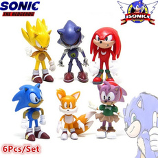 sonic, toysset, Toy, figurestoy