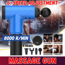 Muscle, vibrationmassager, musclemassager, Fitness