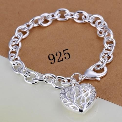 Sterling, Fashion, sterling silver, Chain bracelet