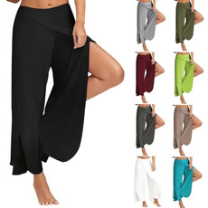 sportsfitne, solidcolortrouser, Yoga, Ladies Fashion